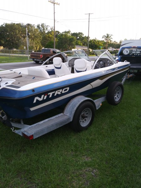 New Member With New Used Boat 2002 185 Fs Mercury 150 Xr6
