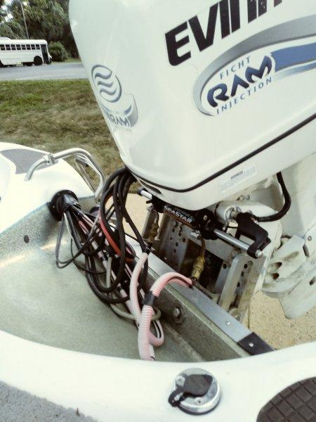 Evinrude Ficht 225 jack plate.jpg
